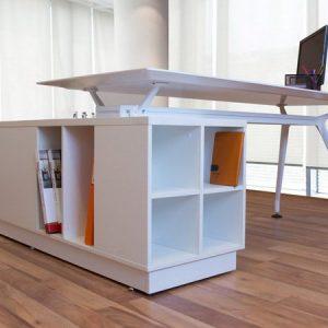 שולחן מנהלים - ריהוט משרדי