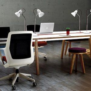 כסאות עבודה - כסאות מזכירה