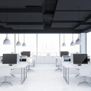 עמדות עבודה / שולחן מזכירה