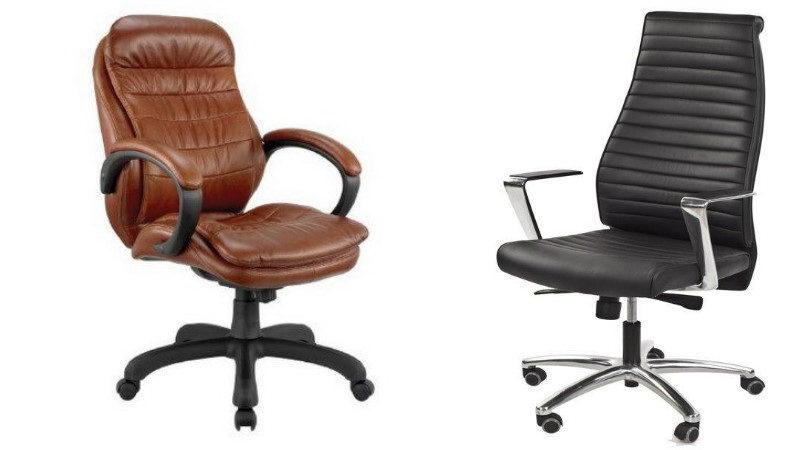 כסאות מיוחדים למנהלים