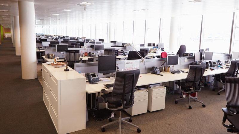 יצירת סביבת עבודה נוחה לעובדים