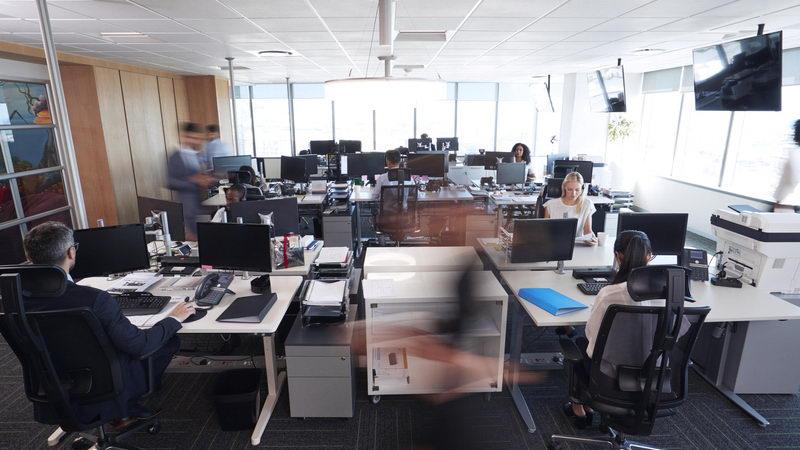 ריהוט משרדי בתל אביב