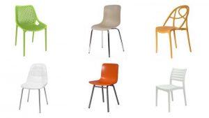 כסאות פלסטיק למשרד