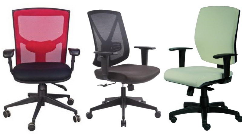 איך לבחור כיסאות למשרד